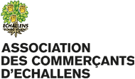 Association des commerçants d'Echallens Logo
